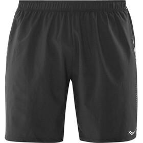 "saucony Sprint Woven 7"" Shorts Men Black"